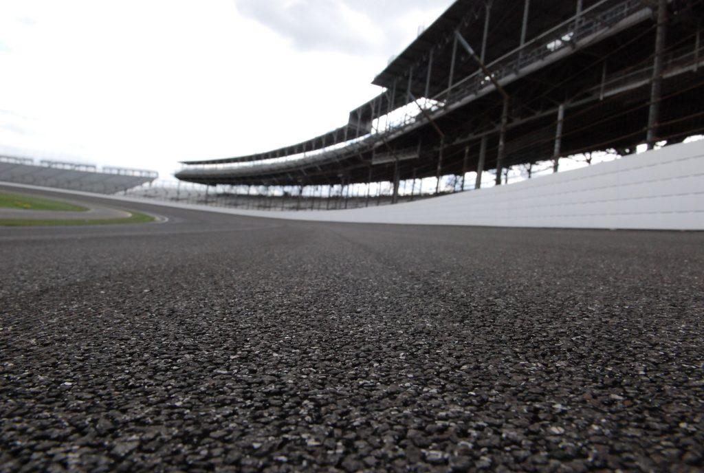 Josh Hallett - Indianapolis Motor Speedway