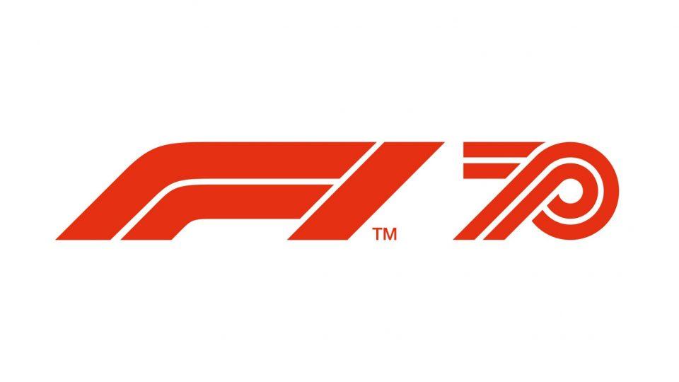Logo 70 jaar Formule 1