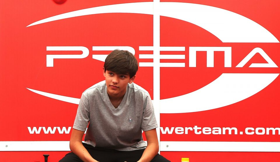Sebastian Montoya (Foto: ADAC Motorsport)