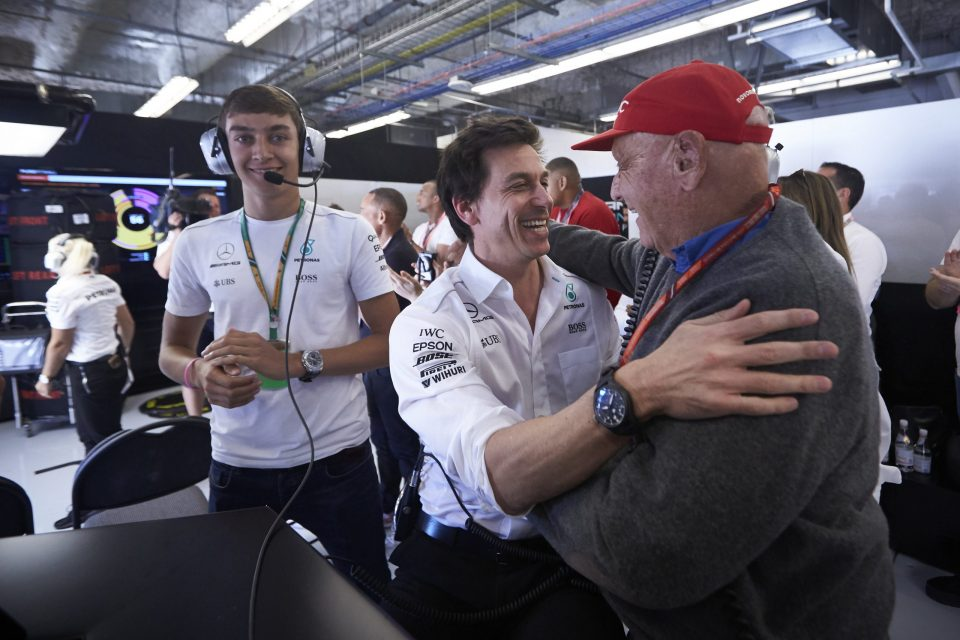 Foto: Mercedes-AMG Petronas F1