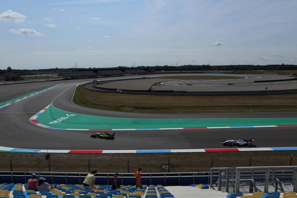 TT Circuit tijdens de DTM in 2019