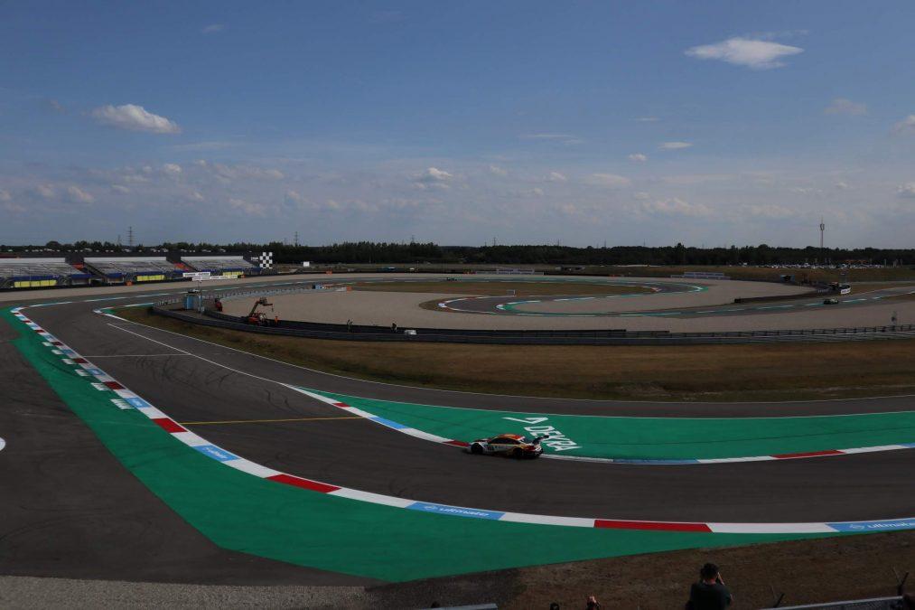 TT Circuit tijdens de DTM