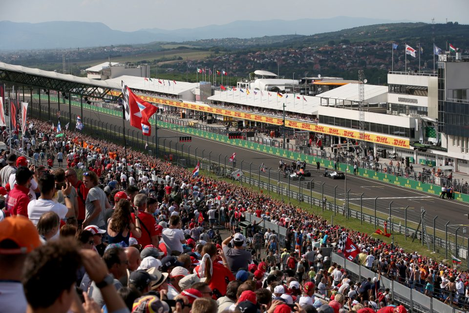 F1 Grand Prix of Hungary - Qualifying