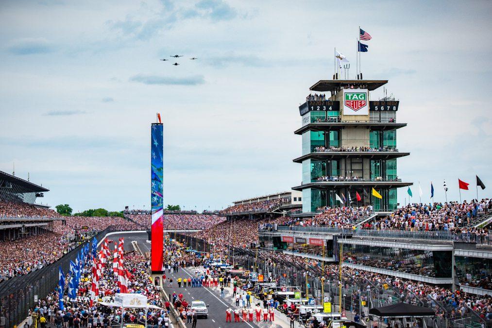 De Indy 500 vorig jaar