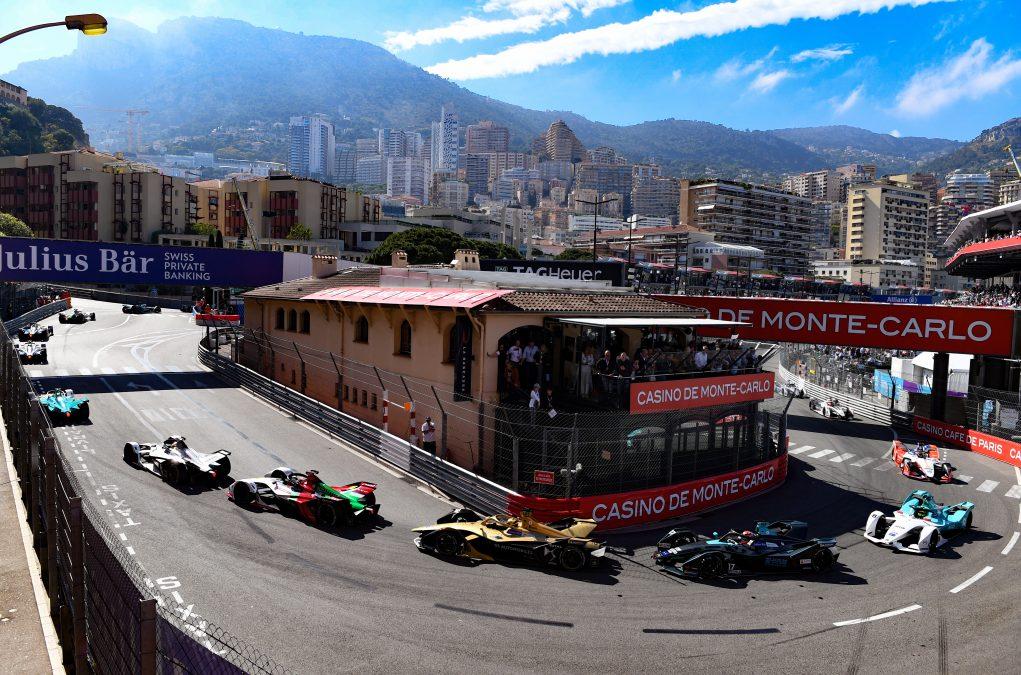 De Monaco E-Prix van 2019 (Foto: Formula E)