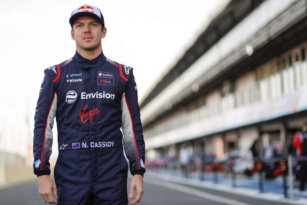 Foto: Envision Virgin Racing