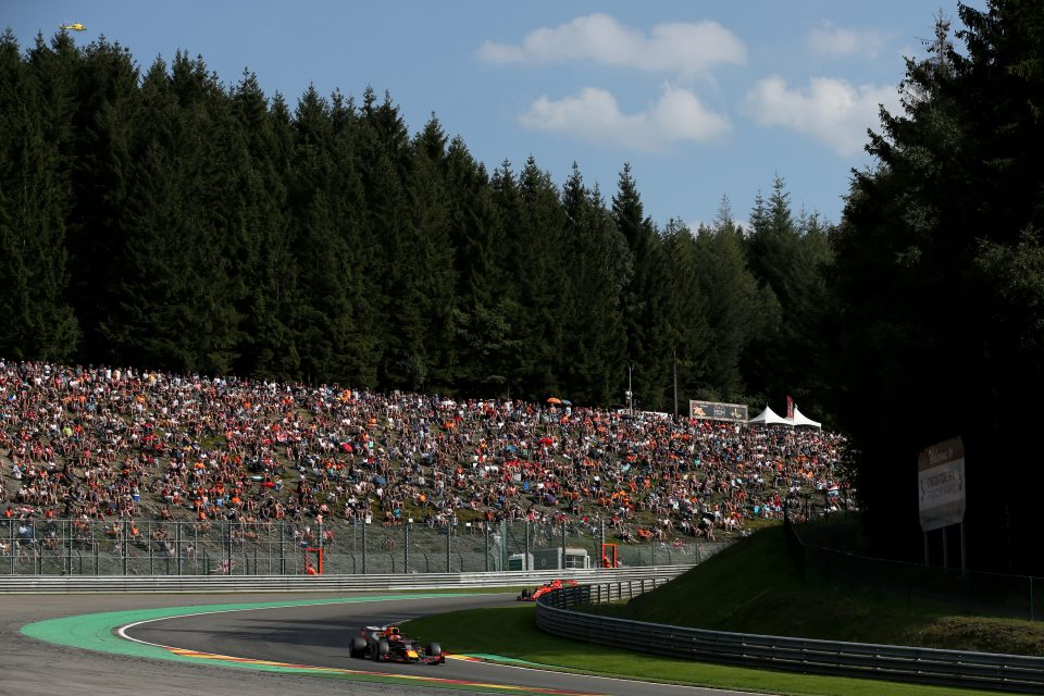 Spa Franchorchamps in 2019