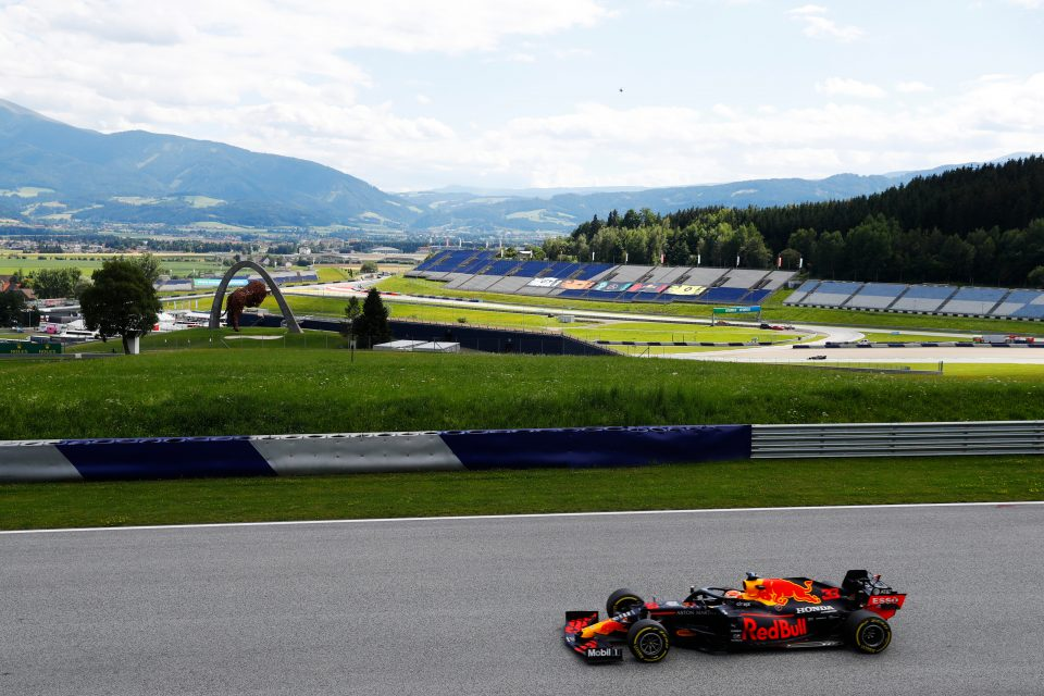 Red Bull in Spielberg