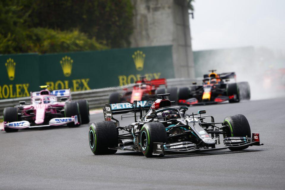 Foto: LAT Images / Mercedes F1