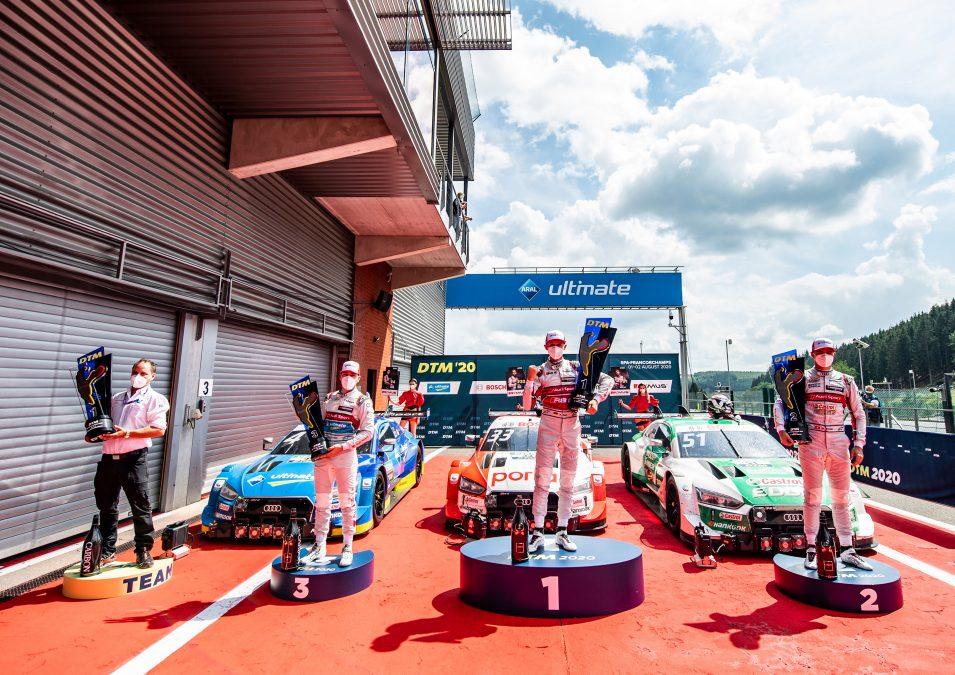 Foto: Audi Communications Motorsport / Malte Christians