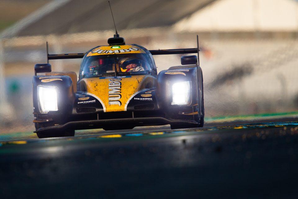 De Oreca-bolide van Racing Team Nederland afgelopen jaar op Le Mans (Foto: Joao Filipe/AdrenalMedia.com)