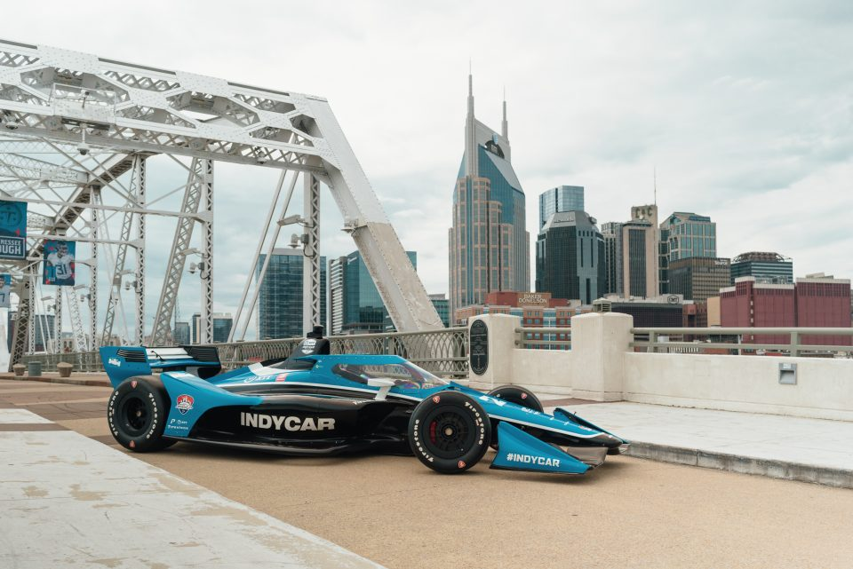 Foto: Music City Grand Prix / NTT Indycar