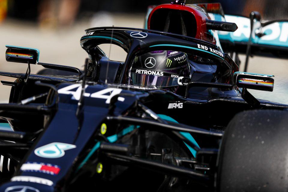 Foto: LAT Images / Mercedes AMG F1