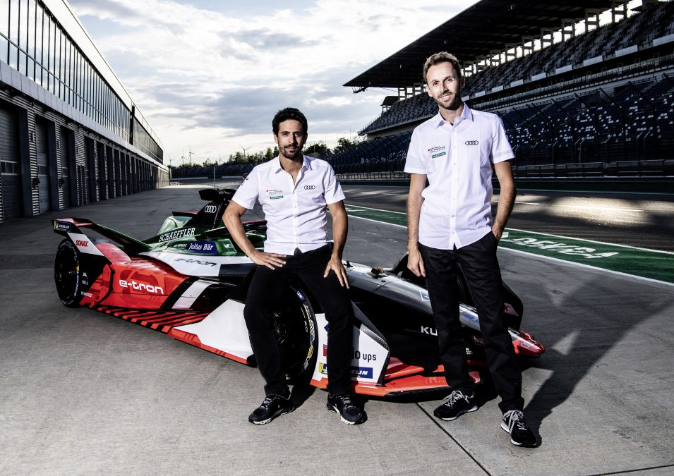 Foto: Audi Communications Motorsport / Malte Christians
