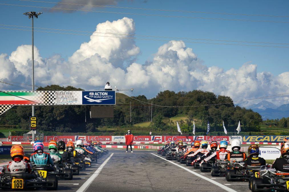 Foto: FIA Karting / KSP