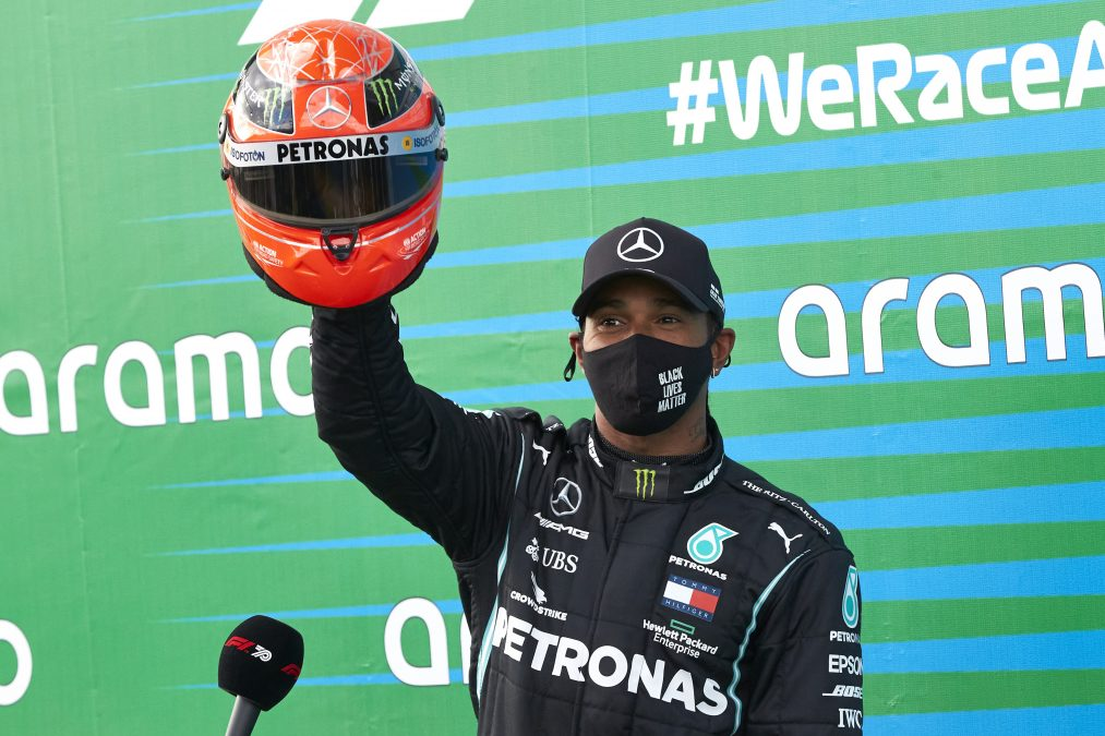 Foto: Mercedes F1