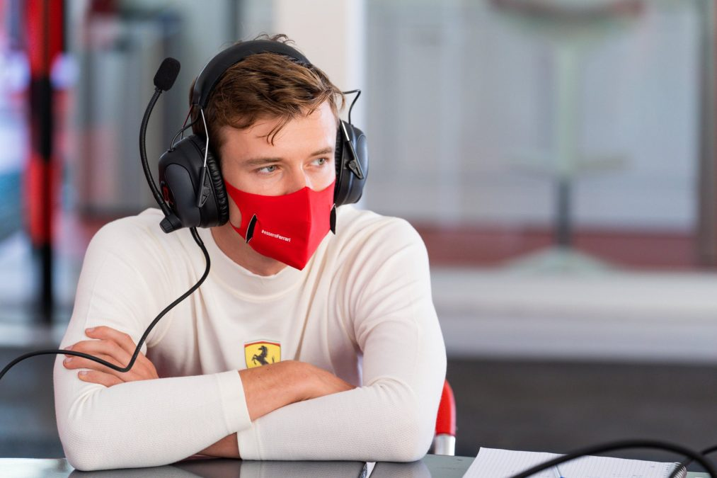 Foto: Ferrari Driver Academy