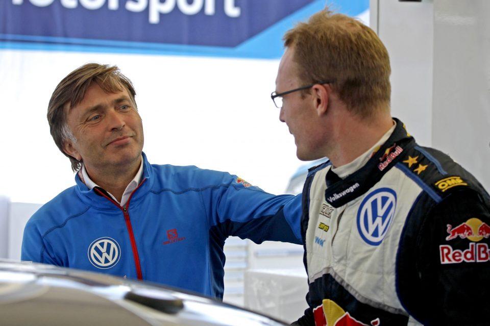 Capito in zijn tijd bij Volkswagen (Foto: Volkswagen)